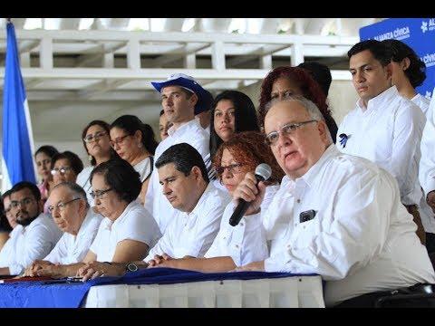 Declaraciones de Daniel Ortega profundizan la crisis de Nicaragua, dice Alianza Cívica