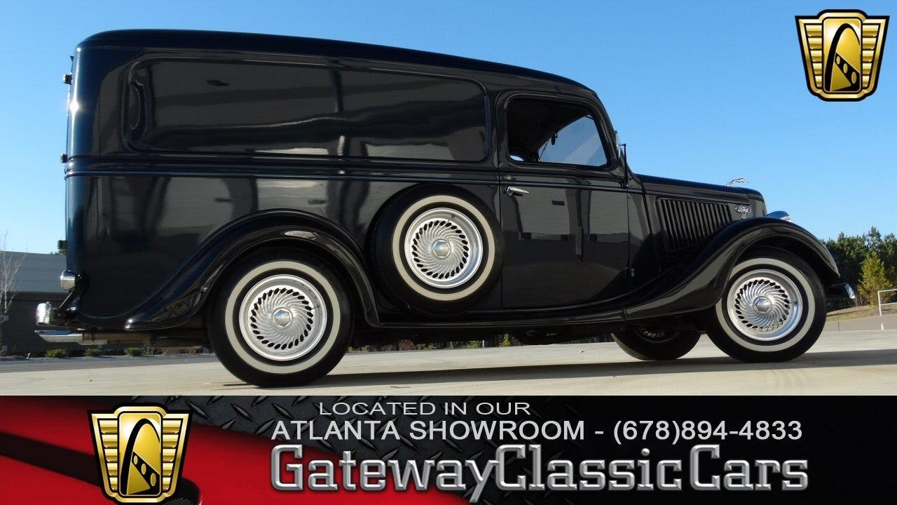 1936 Ford Sedan Delivery - Gateway Classic Cars of Atlanta #128 ...