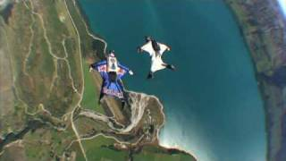Red Bull Uncharted trailer - Wingsuit BASE project in NZ