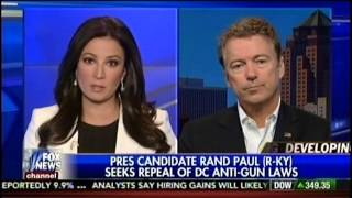 Sen. Rand Paul Appears on Fox