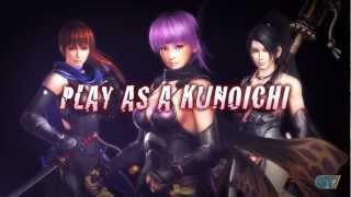 Ninja Gaiden 3: Razors Edge - Violence Reborn Trailer