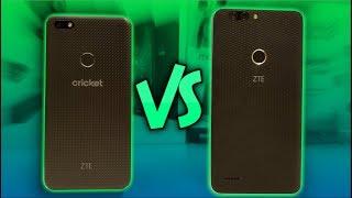 ZTE Blade Zmax vs. ZTE Blade X - Which Is Faster?
