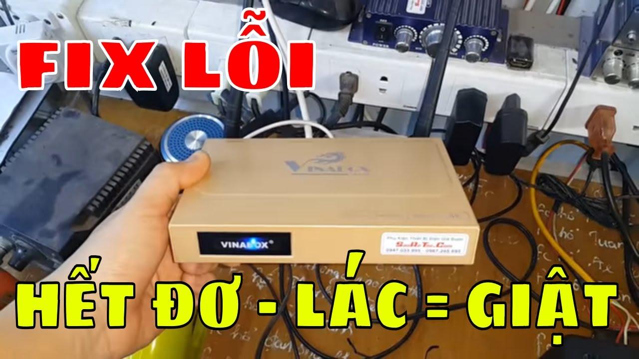 HẾT ĐƠ LÁC - GIẬT LUÔN - Cách Chạy Phần Mềm Cho TIVI BOX - How To Update Fireware TIVI BOX
