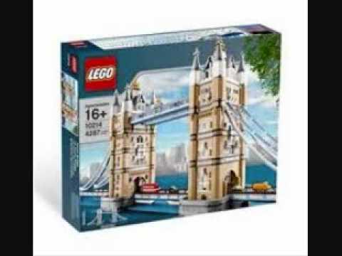 5 Biggest Lego Sets - YouTube