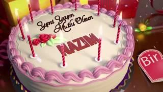 İyi ki doğdun NAZIM - İsme Özel Doğum Günü Şarkısı