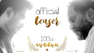 MR. Productions '100th Audition' Teaser by Sairam with English Subtitles