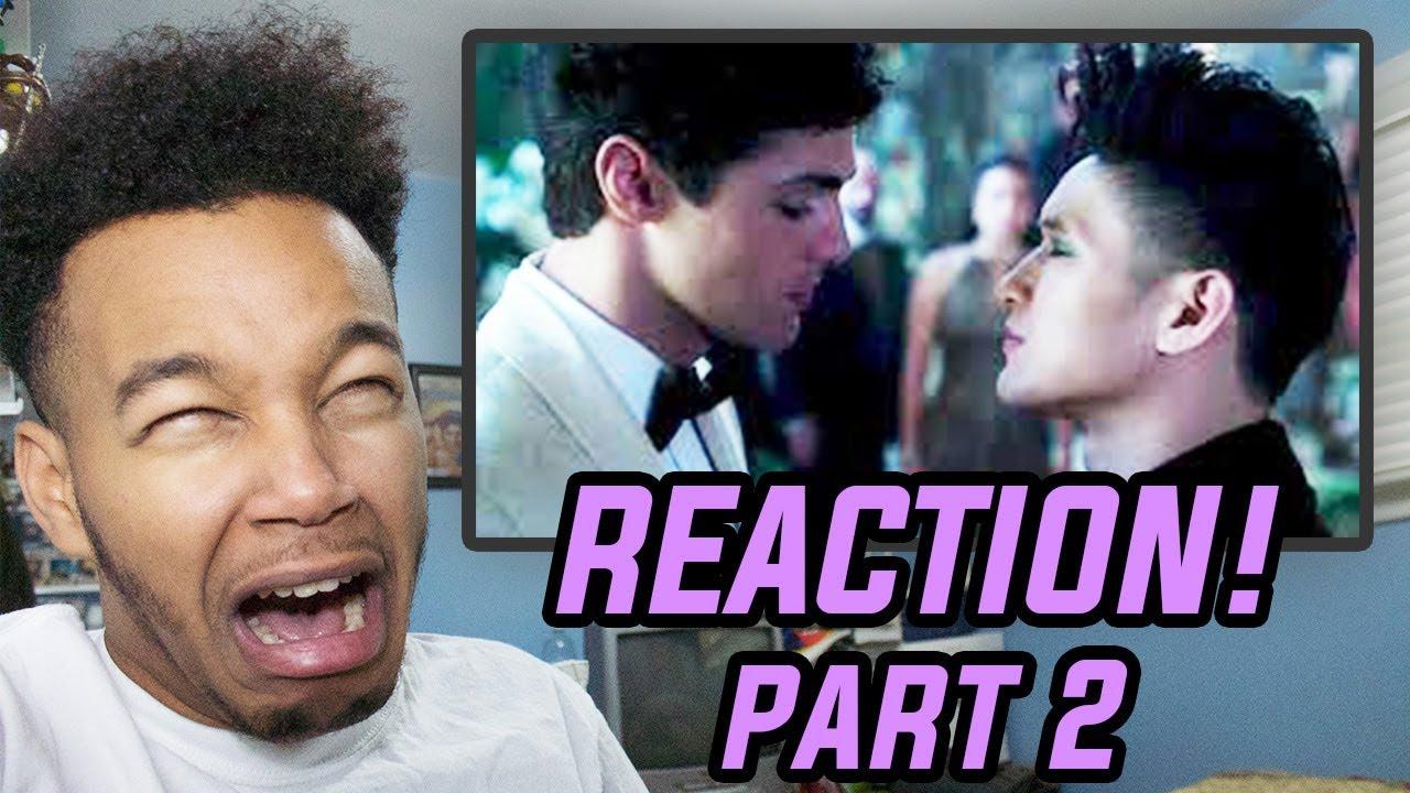 "Download Shadowhunters Season 1 Episode 12 ""Malec"" REACTION! (Part 2)"