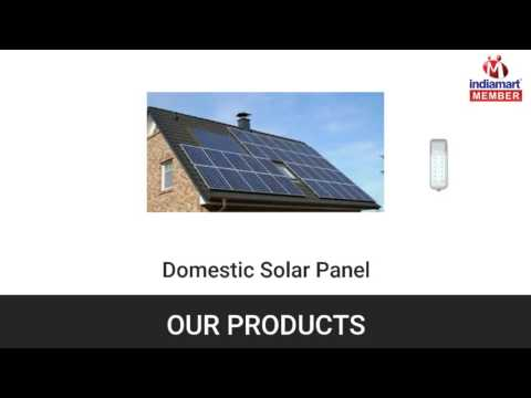 Solar Products By Aarti Solar, Ambala