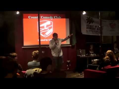 County Comedy Club Week 16 (20/02/2014)