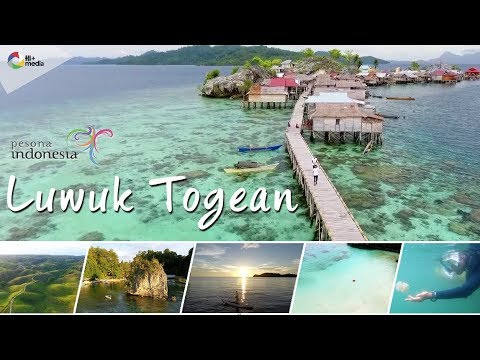 Travel in Indonesia 2017 - Luwuk & Togean Keren !!!