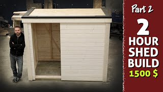 DIY Shed That's Changing my Life (1200% Income Increase)