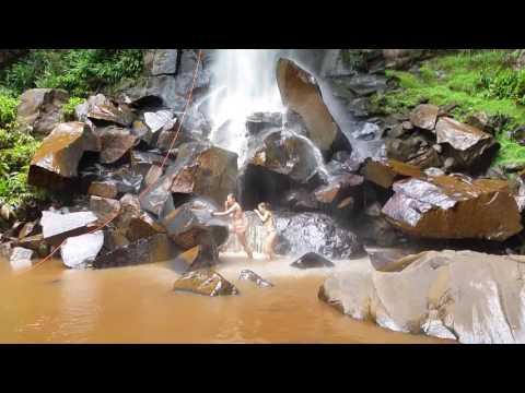 Cachoeira da figueira brotas sp