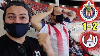 ¡CHIVAS PERDIÓ EN SU DEBUT! Desde el estadio Akron Chivas 1-2 San luis