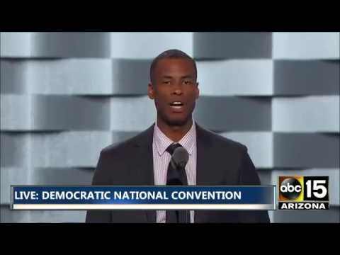 FULL: Jason & Jarron Collins - Democratic National Convention