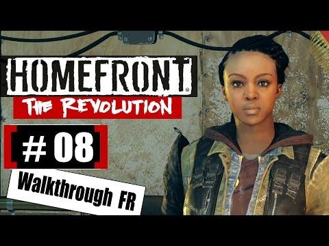 HOMEFRONT The Revolution Walkthrough 08 Fr - Gameplay du Mode Histoire Solo.