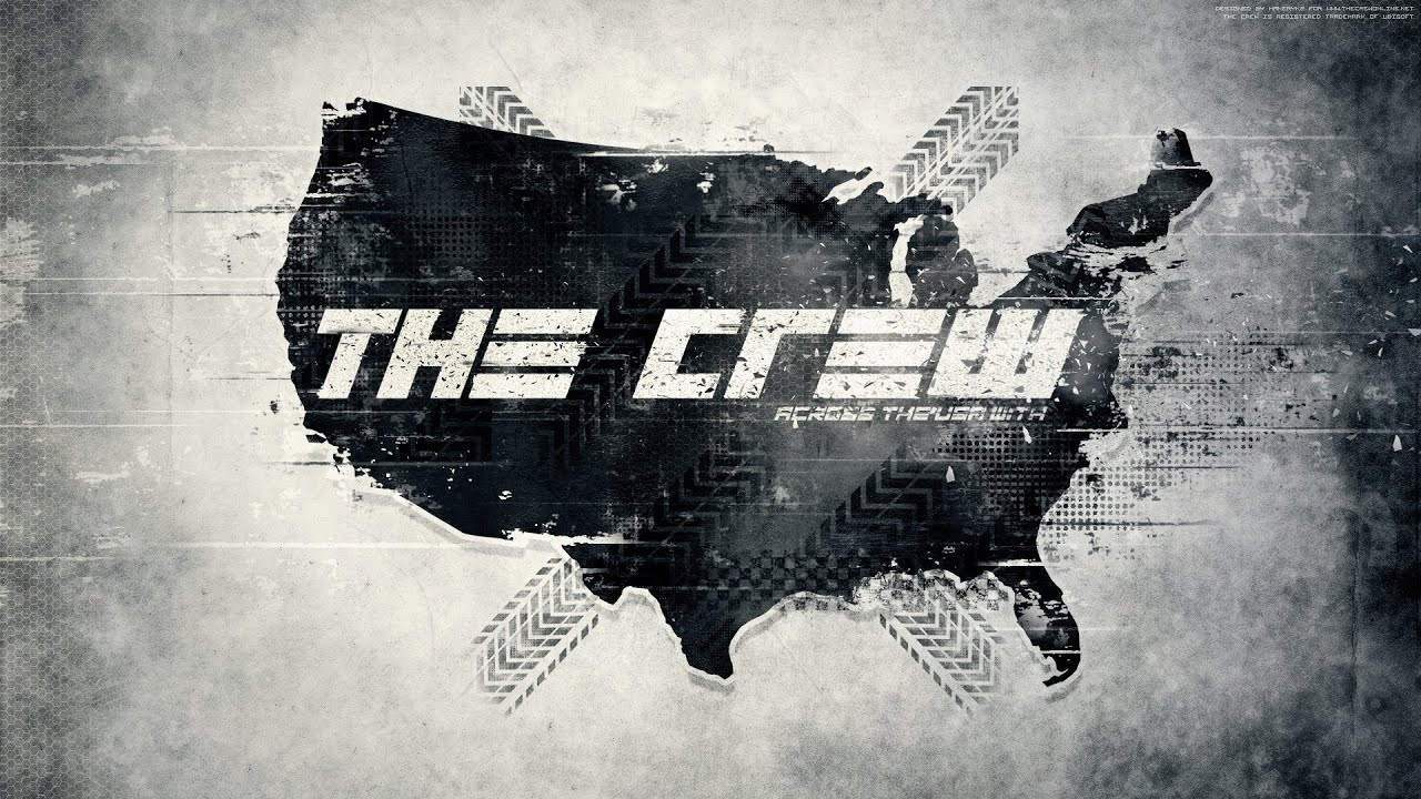 The Crew EEUU Bajo Nuestras Ruedas Faerk YouTube - The crew us map