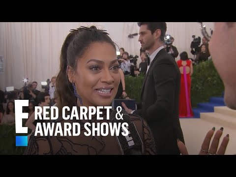 La La Anthony's Sparkly Met Gala Gown Was Made in 3 Days | E! Live from the Red Carpet