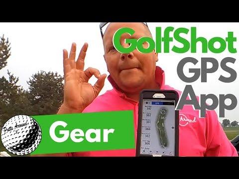 GolfShot GPS App Review