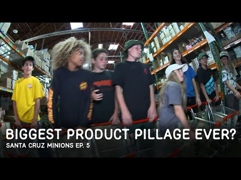 Biggest Product Pillage Ever?! SC Minions Ep. 5