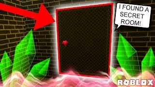 CRYSTAL ROOM FOUND! (Roblox Murder Mystery 2 Update)