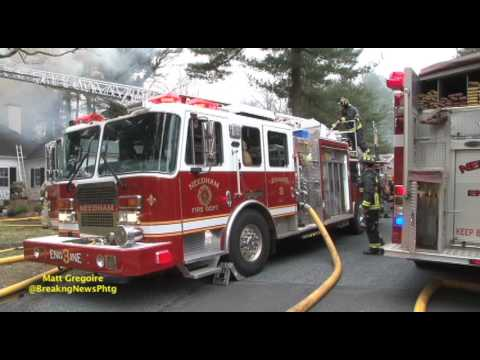 Fire consumes Needham, Ma home