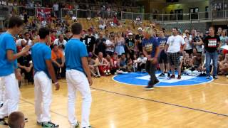 European Championship BREAKDANCE Battle 3th place Koper 2012
