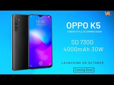 Oppo K5 Official Video, Price, Camera, Specs, First Look, Launch Date, Features, Trailer, Leaks