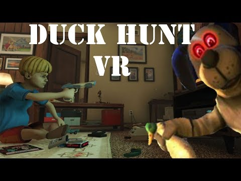 Creepiest VR Game yet? | Duck Season VR part 1 - Oculus Rift Gameplay