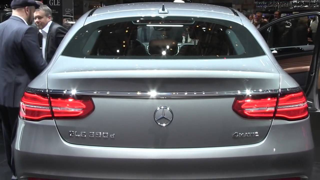 mercedes benz gle 350d 4matic coup 2015 autovimeo com youtube. Black Bedroom Furniture Sets. Home Design Ideas