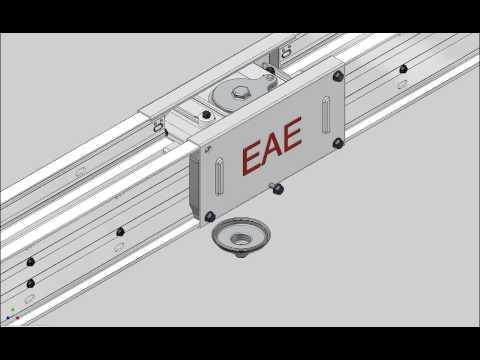 Презентация шинопровода отечественного производителя ЕАЕ серия КX