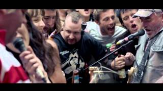 Cosmic Psychos - Nice Day To Go To The Pub    LIVE at ALL GOOD IN THE WOOD 2015