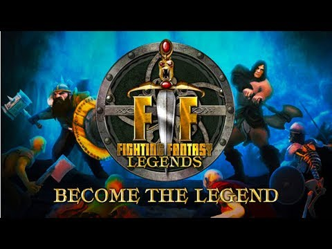 Fighting Fantasy Legends [Android/iOS] Gameplay ᴴᴰ