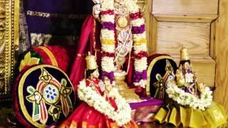 "Vedic Sanskrit Hymn on Sriman Narayana - ""Narayana Kavacham"" (Bhagavatha Purana - Sixth Skandha)"