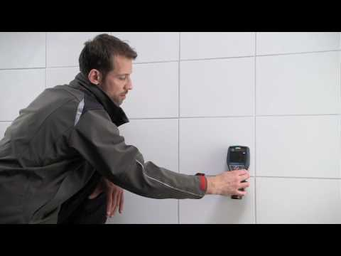 Bosch Universal Detector D-Tect 120 [Detect Live Cables, Metal, Wooden Object, Water Pipes]