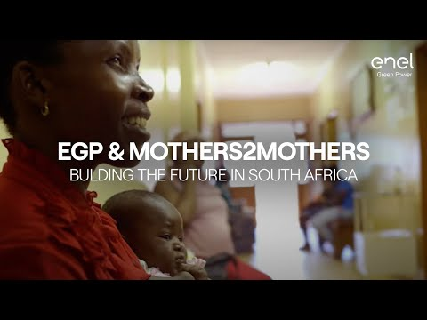 Enel Green Power and mothers2mothers: building the future for everyone in South Africa