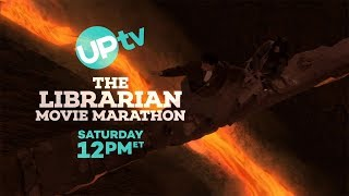 Watch 'The Librarian' Movie Trilogy Saturday!