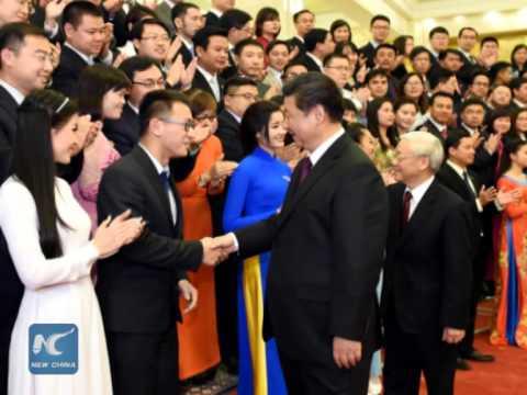 China, Vietnam agree to control maritime disputes