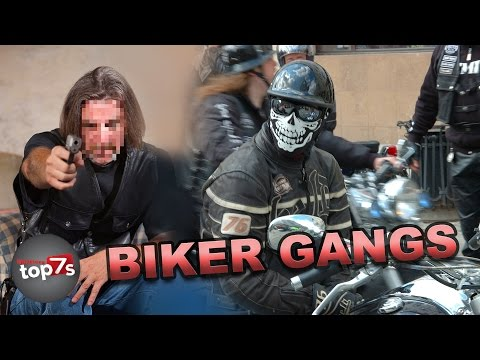 Top 7 Most Dangerous Biker Gangs from YouTube · Duration:  6 minutes 49 seconds