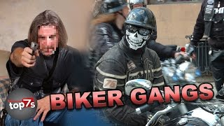 Top 7 Most Dangerous Biker Gangs