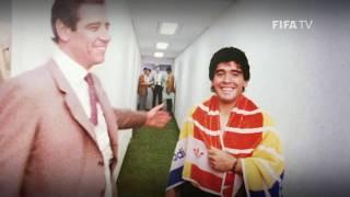 Diego Maradona at The Best FIFA Football Awards 2016 - recap