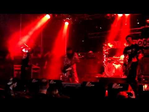 Heideroosjes - Intro / Scapegoat Revolution (Live @ Geuzenpop Enschede 2011)