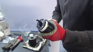 замена масла в двигателе на Mini Cooper R56