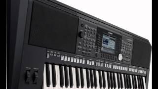 Styles Medley Yamaha PSR-S950