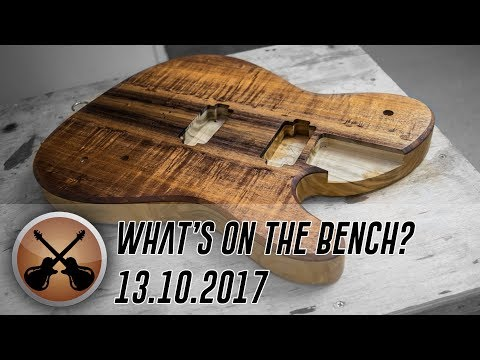 What's on the Bench? - 13.10.17