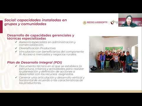 PRESENTACIÓN DE LAS RUTAS CRÍTICAS PARA LA SOSTENIBILIDAD (PRODEZSA – México)