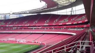 Emirates Stadium - Arsenal Londýn