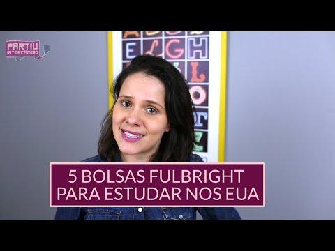 5 bolsas da Fulbright para brasileiros para estudar nos EUA de graça - Partiu Intercâmbio