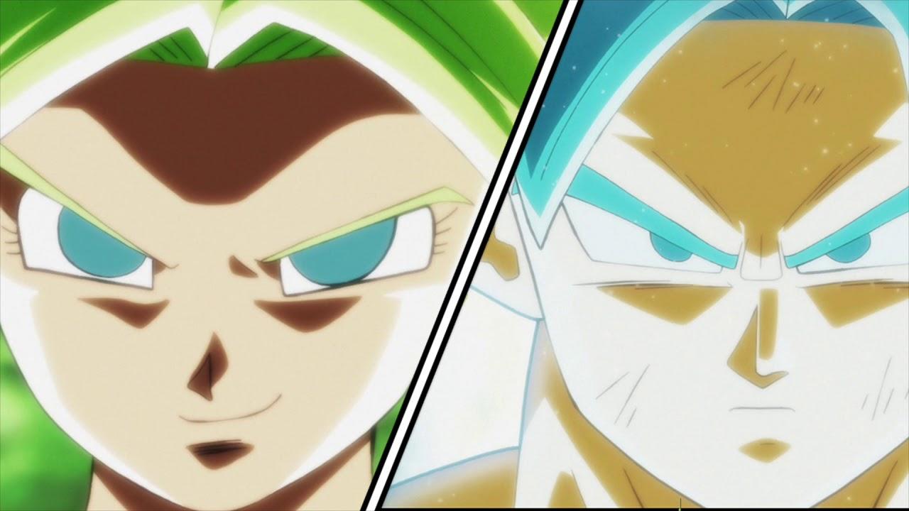 Kefla Vs Super Saiyan Blue Goku Dragon Ball Super Episode 115 Review Youtube