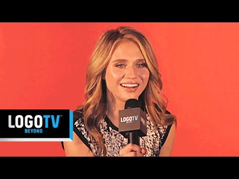 Faking It Cast Plays 'True or False'  NewNowNext