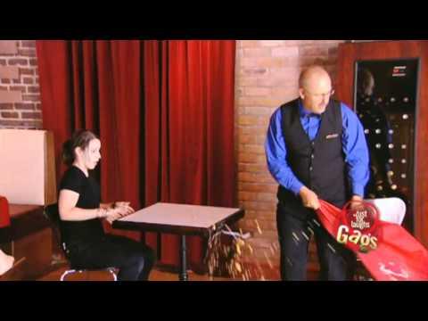 JFL Hidden Camera Pranks & Gags: Table Cloth Pull Failur…